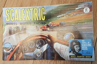 Scalextric Model Motor Racing Catalogue 7th Edition • 5£