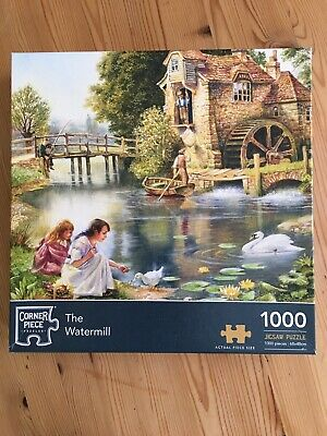 Jigsaw Puzzle 1000 Pieces • 0.99£
