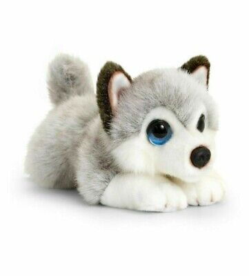 Keel Signature Cuddle Puppy Husky Dog Soft Toy 25cm NEW 2019 Design • 10.99£