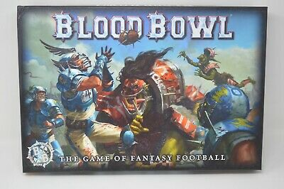 Warhammer 'blood Bowl' The Game Of Fantasy Football • 55£