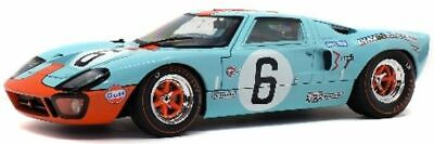 SOLIDO 1803001 1803002 FORD GT 40 MK.I WIDEBODY Diecast Model Cars 1968 1:18th • 46.74£