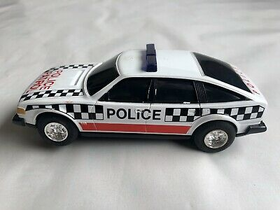 Scalextric Rover 3500 Police Car • 4.41£