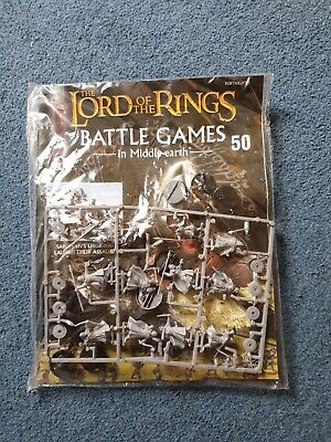 Games Workshop Lotr Battle Games In Middle Earth 50 Warriors Of Rohan • 7£