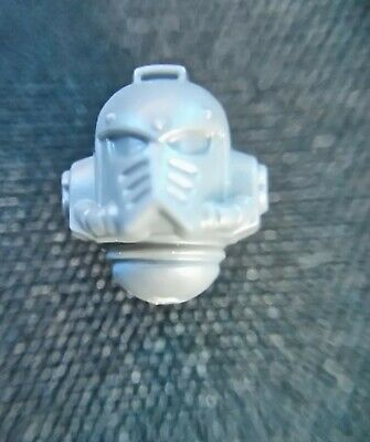 Warhammer 40K Horus Heresy MKIV Space Marine Helmet With Rivets • 1£