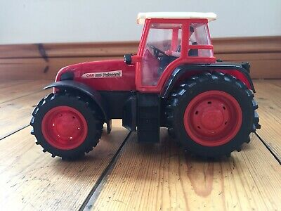 Toy Tractor Red Farm Vehicle • 4.99£