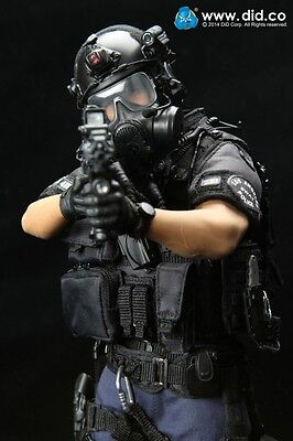 Dragon In Dreams Did 1/6 Modern Us Driver Lapd Swat Los Angeles Police  • 94.99£