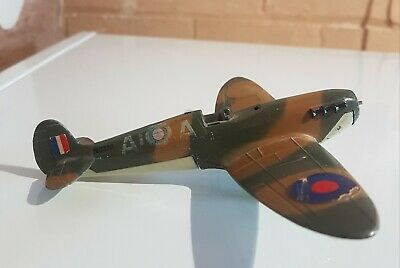 Dinky Toys 719 Ww Ii Spitfire Mk Ii Fighter Aircraft • 20£