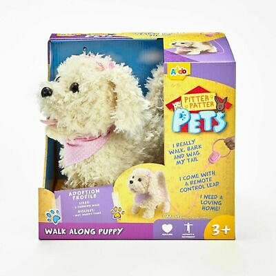 Pitter Patter Pets Walk Along Puppy • 22£