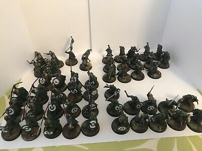 Warriors Of Rohan Well Painted • 9.50£