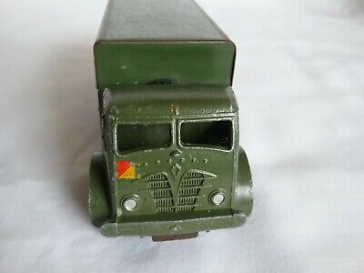 DINKY TOYS 10 TON MILITARY ARMY TRUCK No 622 MADE IN ENGLAND • 12.99£