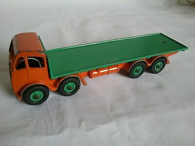 DINKY SUPERTOYS FODEN No 902 MADE IN ENGLAND • 22.99£