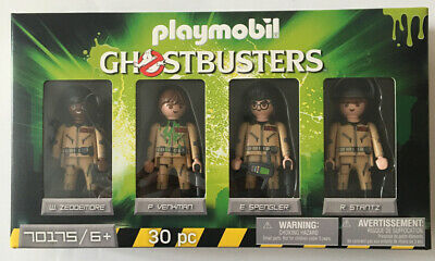 Playmobil Ghostbusters Figures Set Ghostbusters 6+ 70175 - New • 16.99£
