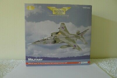 Corgi 1:72  Jaguar Aviation Archive AA35405 • 24.99£