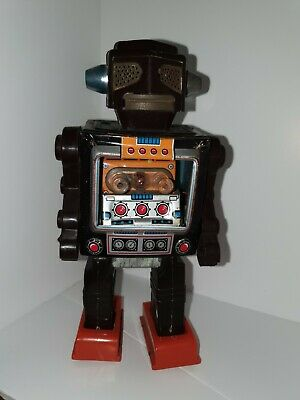 Vintage S.h Horikawa  Tinplate / Battery Operated Robot Made In Japan • 0.99£