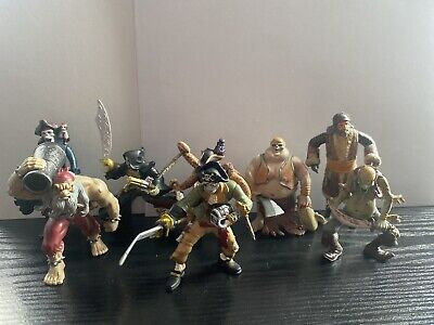 Bundle Of Papo And Unbranded Mythical Sword Warriors Pirates Figures Fantasy • 19.99£