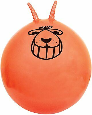 Large 80cm Exercise Giant Space Hopper Play Ball Toy Kids Adult With Foot Pump • 14.99£