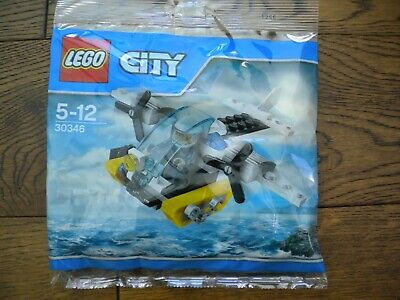 Lego City Prison Island Helicopter 30346 BNIB MINT Rare Promo Party Bags  • 2.75£