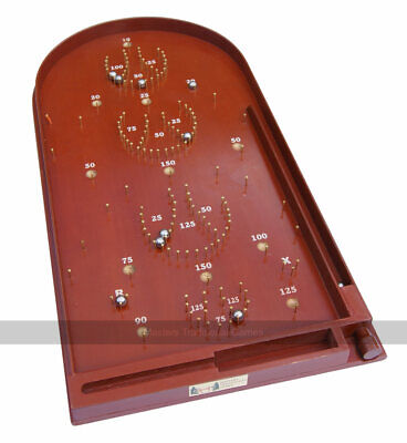 Masters Classic Pin Bagatelle Game • 84.99£