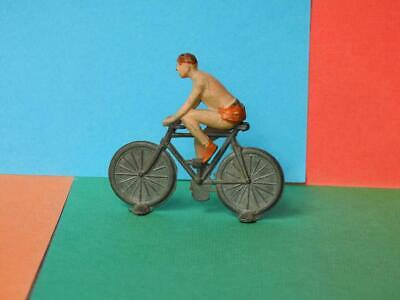Charbens Vintage Pre-war Lead Mimic Circus Very Rare Acrobat On A Bicycle • 118.99£