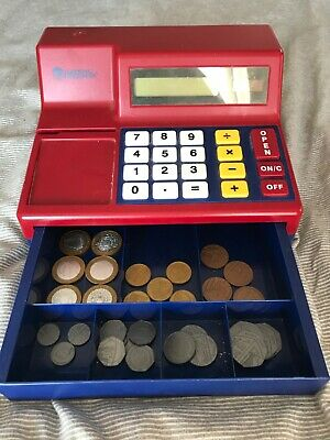 Learning Resources Calculator Cash Register-Pretend & Play • 11£