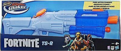 Nerf Super Soaker Fortnite TS-R Water Blaster Toy - Pump Action • 19.99£