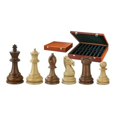 Chess Figures - Karl The Great - Wood - Classic Staunto - Kings Height 95 MM • 159.68£