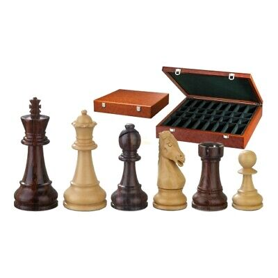 Chess Figures - Thutmose - Wood - New Staunton - Kings Height 104 MM • 158.36£