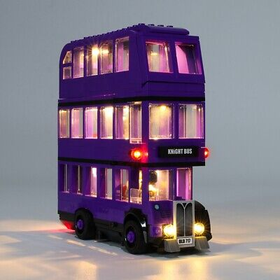 BRICKLIGHT Led Light Kit For LEGO Harry Potter Knight Bus 75957 Set NOT Included • 14.99£