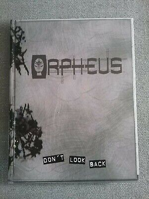 Orpheus World Of Darkness ROB Book Hardcover • 21£