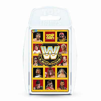 Top Trumps WWE Legends Edition Card Game • 5.99£