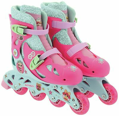 LOL Surprise Glitterati Children's Inline Skates - Size 13-3 9159828 • 27.99£