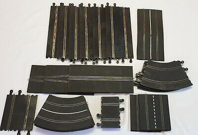 **Vintage Scalextric Triang Slot Car Loose Track 26 Pieces**   • 40£