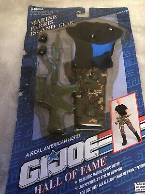 G.I.JOE Hall Of Fame Marine Parris Island Gear 1993 • 19.99£