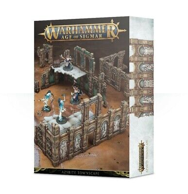 Age Of Sigmar: Azyrite Townscape Games Workshop Scenery Set Brand New • 31.50£