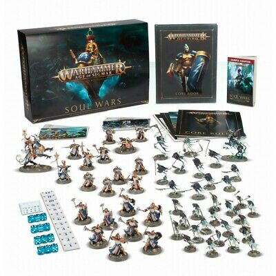 Age Of Sigmar: Soul Wars - French Games Workshop Brand New 01010299013 • 85.50£