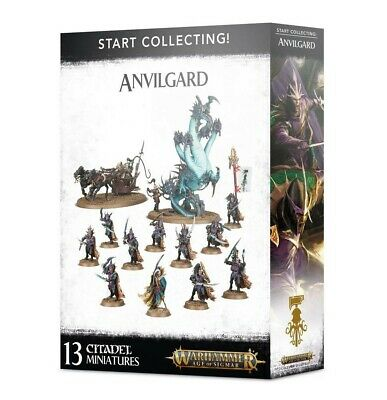 Start Collecting! Anvilgard Games Workshop Brand New 99120212023 • 54£