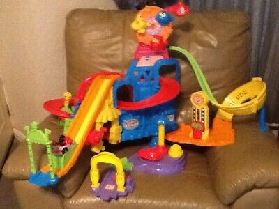 Toot Toot Drivers Roller Coaster, With One Car Included • 9£
