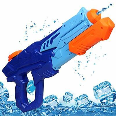 MOZOOSON Water Gun Toy For Kids, Powerful Water Pistol With 750ML Moisture • 9.31£