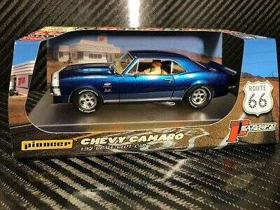 Pioneer Slot Car P101 Chevrolet Camaro Yenko SS427 Limited Edition  • 49.95£