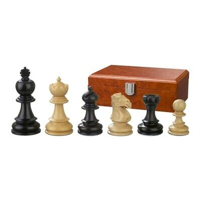 Chess Figures - Galerius - Wood - Noble Staunton - Kings Height 90 MM • 115.81£