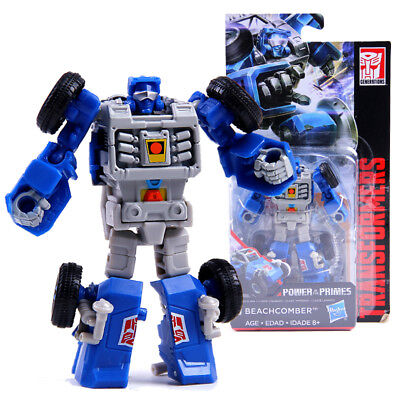 Transformers Power Of The Primes Legends Class Beachcomber 3.5 Inches New • 12.99£