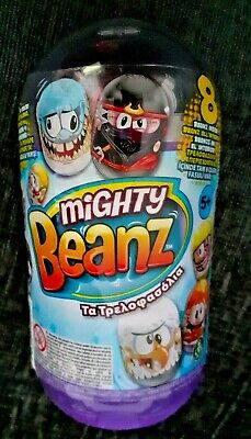 MIGHTY BEANZ Slam Pack *exact One Pictured Sent* Fun Novelty Toy Game • 9.20£