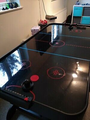 Folding Mains Powered Air Hockey Table Brand New In The Box - Not Made. • 110£
