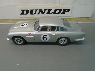 1960's 1/32 Revell Aston Martin DB5 - Restored By John Jude From New Parts  • 90£
