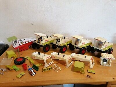 Britains Claas 1/32 Self Propelled Harvester Spares Lot • 19.99£