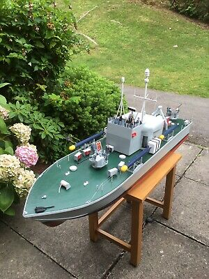Used Rc Model Boats • 350£