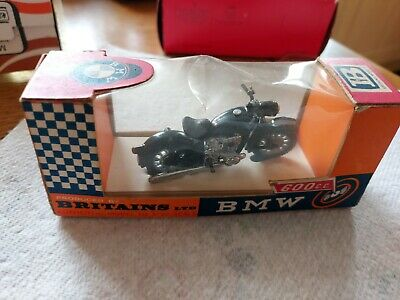 Britains Bmw 600 Cc Motorcycle • 40£