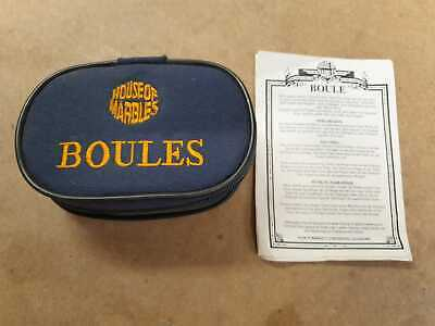 House Of Marbles - Boules - Garden / Indoor Game In Carry Case • 14.99£
