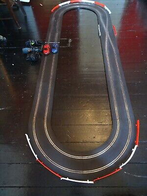 Scalextric Set With Audi Tt Cars • 9.99£