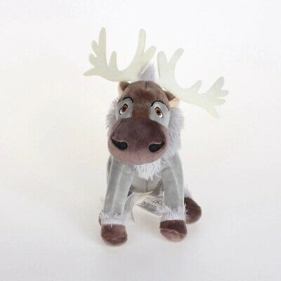 Disney Frozen Cute Sven The Reindeer Soft Toy Plush • 4.99£